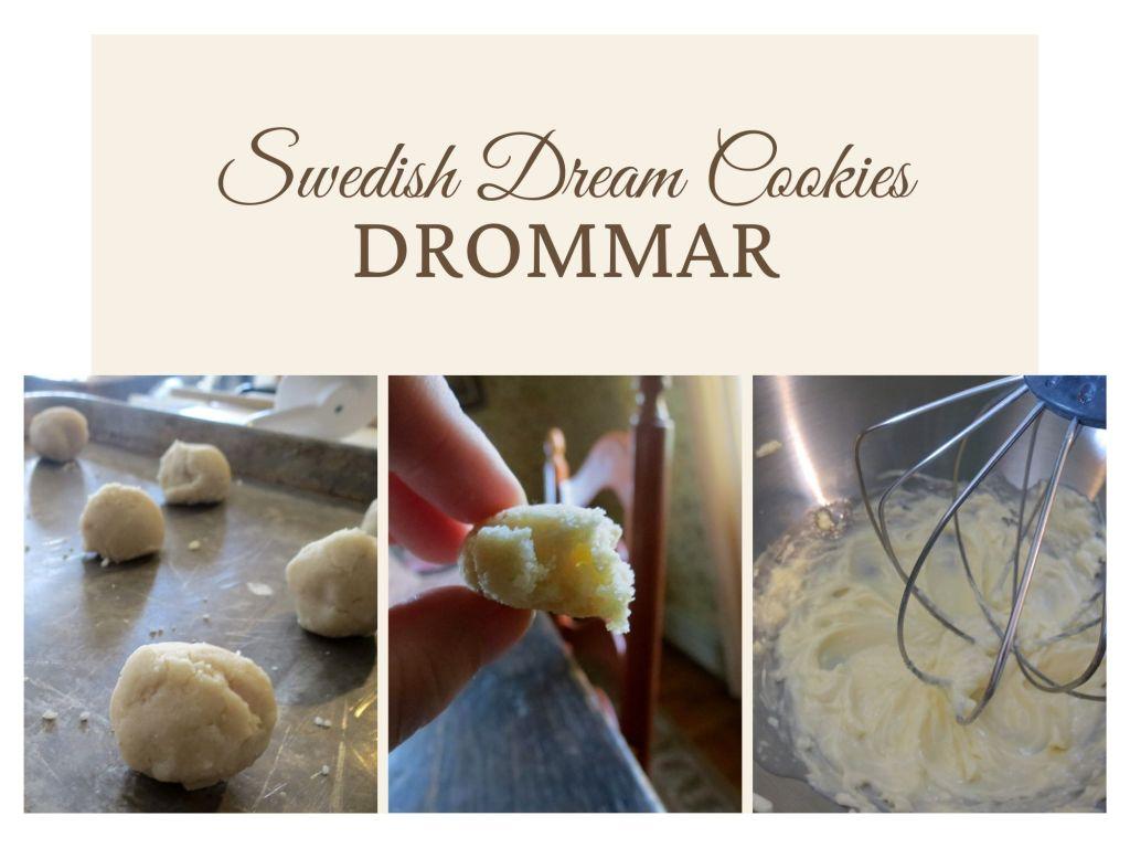 Swedish Dreams Cookies