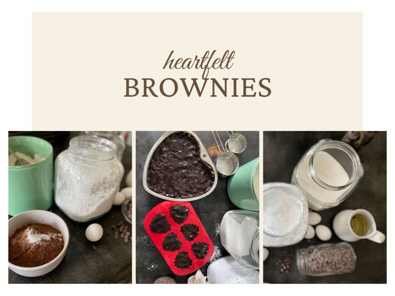 heartfelt Brownie Recipe